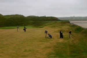 17th at Ballybunion