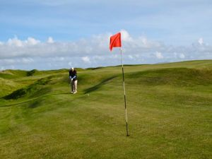 Askernish 16th Green