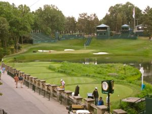 Congressional's 10th Hole