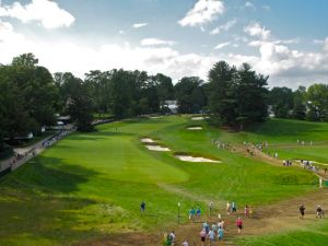 Merion's 15th hole