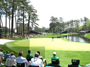 Augusta National's 16th