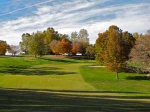 Hillcrest's 2nd hole